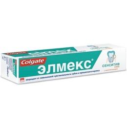 """Colgate зубная паста """"Элмекс Sensitive +"""", 75 мл"""