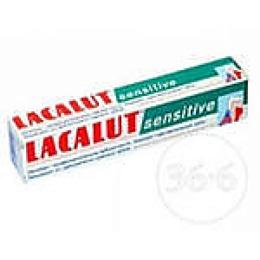 """Lacalut зубная паста """"Сенситив Экстра"""", 50 мл"""