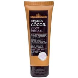 Planeta Organica крем для ног на основе органического масла эквадорского какао, 75 мл