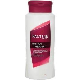 """Pantene шампунь """"Color therapy. Защита цвета и объем"""" для окрашенных волос, 400 мл"""