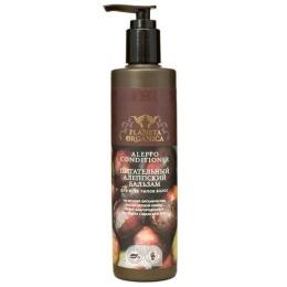 """Planeta Organica бальзам """"Алеппский"""" питательный, для всех типов волос, 280 мл"""