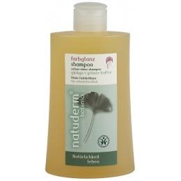"""Natuderm Botanics шампунь для волос """"Гинкго и зелёный кофе"""" сияние цвета, 200 мл"""