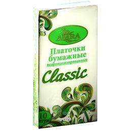 Amra платочки бумажные неароматизированные, 10 шт