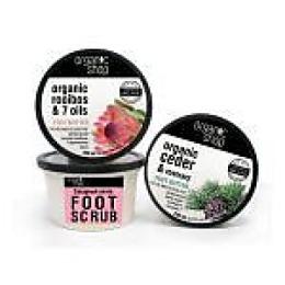 """Organic Shop масло для ног """"Африканский бальзам"""", 250 мл"""