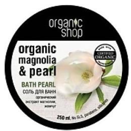 """Organic Shop соль для ванн """"Виргинская магнолия"""", 250 мл"""
