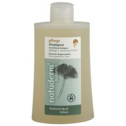 """Natuderm Botanics шампунь для волос """"Гинкго и протеин пшеницы"""" ухаживающий, 200 мл"""