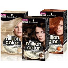 Million Color Краска для волос, 111 мл