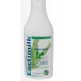 """Lactimilk шампунь """"Объём и Пышность"""" для всех типов волос, 400 мл"""