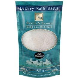 "Health Beauty соль мертвого моря для ванны ""Магнезия"", 500 г"