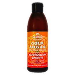 """Fratty шампунь """"Hammam organic oils. Gold Argan. Питание и уход"""" для всех типов волос, марокканский, 320 мл"""