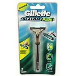 """Gillette станок """"Slalom Plus"""" с 1 кассетой"""