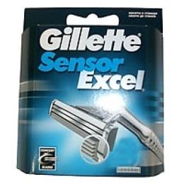 """Gillette кассеты """"Sensor Excel"""""""