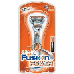"Gillette станок ""Fusion Power"""