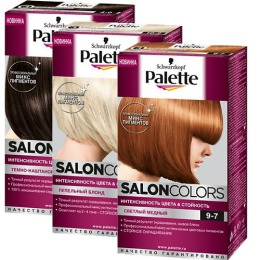 Palette Краска для волос, 115 мл