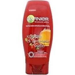 """Garnier бальзам """"Ultra Doux. Клюква и аргановое масло"""" для окрашенных и мелированных волос, 200 мл"""