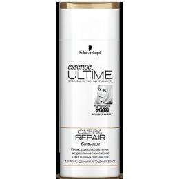"""Essence Ultime бальзам для волос """"Превосходное восстановление. Omega Repair"""", 50 мл"""