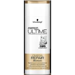 Essence Ultime шампунь Превосходное восстановление Omega Repair 50 мл