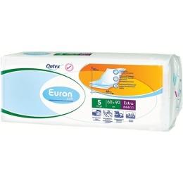 """Euron простыни """"Soft Extra"""" впитывающие, 60*90 см, 5 шт"""