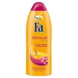 "Fa пена для ванн ""Sensual oil. Цветок тиаре"", 500 мл"
