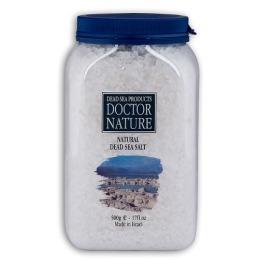"""Doctor Nature соль """"Мертвого моря"""" натуральная, 500 г"""