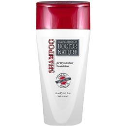 Doctor Nature шампунь для сухих и окрашенных волос, 320 мл