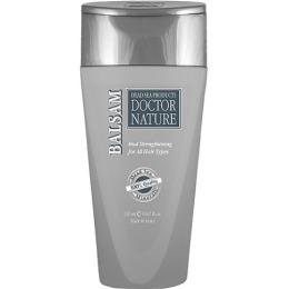 """Doctor Nature бальзам-ополаскиватель """"Грязевой"""" укрепляющий для всех типов волос, 320 мл"""