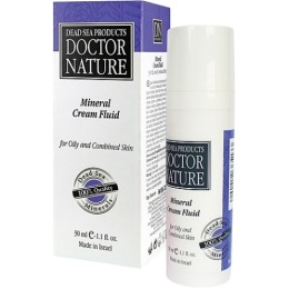 """Doctor Nature крем-флюид """"Минеральный"""" для жирной и комбинированной кожи, 30 мл"""