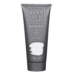 "Doctor Nature маска для волос ""Грязевая"", 200 мл"