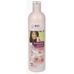 """Bio бальзам """"Восстановление и защита"""" для окрашенных и поврежденных волос, 400 мл"""