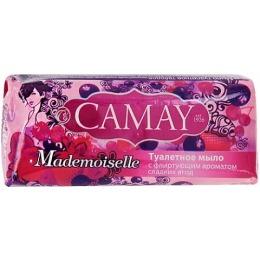 """Camay мыло туалетное """"Mademoiselle"""", 90 г"""