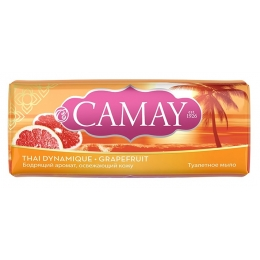 "Camay мыло туалетное ""Thai Dynamique Grapefruit"", 90 г"