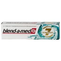 "Blend-a-med зубная паста ""Комплекс 7 с ополаскивателем"""