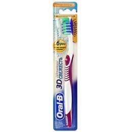 """Oral-B зубная щетка """"3D Cвежесть"""" средней жесткости, 1 шт"""