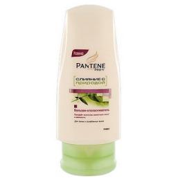 """Pantene бальзам """"Слияние с природой"""" для тонких и ослабленных волос, 400 мл"""