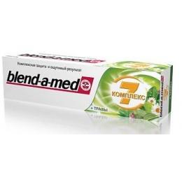 """Blend-a-med зубная паста """"Complete"""""""
