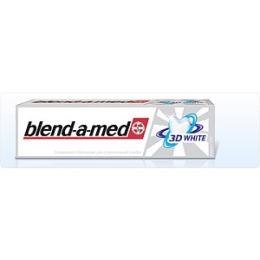 "Blend-a-med зубная паста ""Трехмерное отбеливание"", 50 мл"