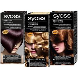 "Syoss Краска для волос ""Professional Performance"", 50 мл"