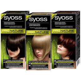 """Syoss Краска для волос """"ProNature"""", 50 мл"""