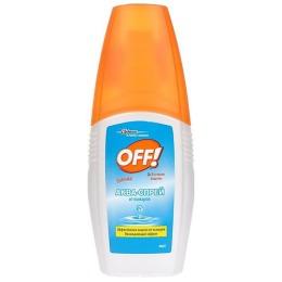 """Off! спрей от комаров """"Аква"""", 100 мл"""