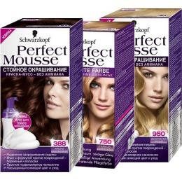 Perfect Mousse Краска для волос, 35 мл
