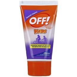 """Off! крем """"Детский"""" от комаров, 50 мл"""