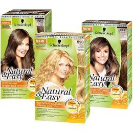 Natural&Easy Краска для волос 60 мл