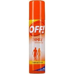 """Off! аэрозоль """"Фэмили"""" от летающих насекомых, 100 мл"""