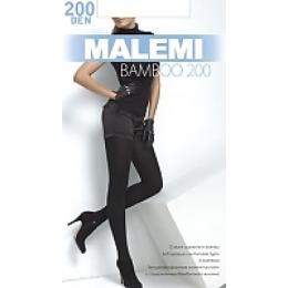 """Malemi колготки """"Bamboo 200"""" nero"""