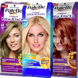 Palette Крем-краска для волос 50 мл