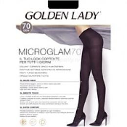 "Golden Lady колготки ""Micro glam 70"" marrone"