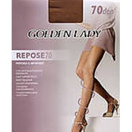 "Golden Lady колготки ""Repose 70"" marrone"