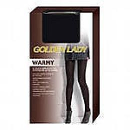 """Golden Lady колготки """"Warmy 180"""" nero"""