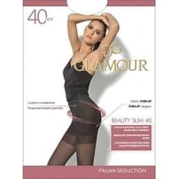 "Glamour колготки ""Beauty slim 40"" miele"
