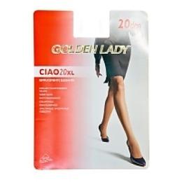 """Golden Lady колготки """"Ciao 20"""" xl"""